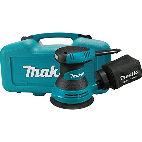 "Makita BO5030K 5"" Random Orbit Sander, with Tool Case"
