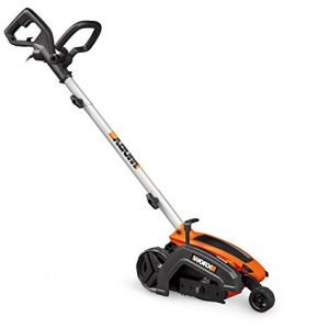 "WORX WG896 12 Amp 7.5"" Electric Lawn Edger & Trencher, 7.5in, Orange and Black (Renewed)"