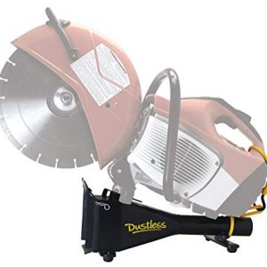 Dustbull Universal Dust Shroud For Cut Off Saws
