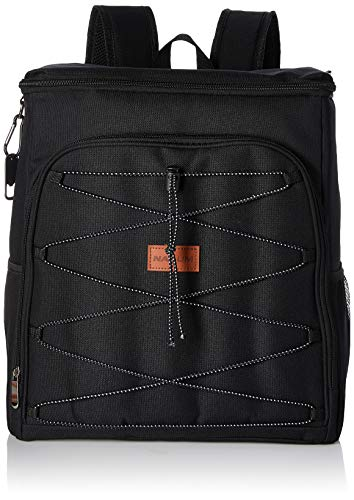 NASUM Insulated Cooler Backpack Leakproof 28L Lightweight Insulated Backpack 33 Can Cooler Bag Large Capacity for Picnic Hiking Camping Beach