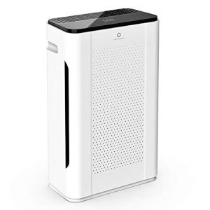 Airthereal APH260 Air Purifier for Home Large Room and Office with 3 Filtration Stage True HEPA Filter-Removes Allergies, Dust, Smoke, Odors, and More-CARB ETL Certified, 152 CFM, Pure Morning, White
