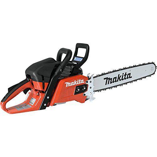 "Makita USA Makita EA5600FREG 18"" 56 cc Ridgeline Chain Saw, Soft Red"