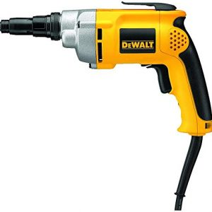 DEWALT Drywall Screw Gun, 6.5-Amp (DW268)