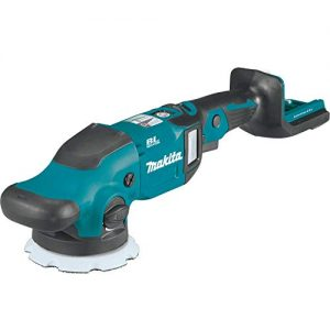 "Makita XOP02Z 18V LXT Lithium-Ion Brushless Cordless 5""/ 6"" Dual Action Random Orbit Polisher, Tool Only"