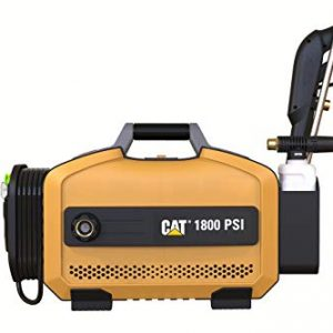Cat Pressure Washer - Electric 1800 PSI | 2.0 GPM | with 2 Year Warranty