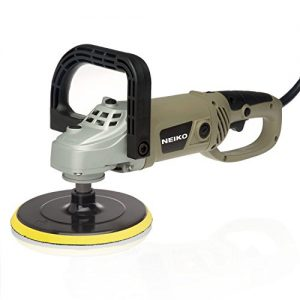 "Neiko 10671A 7"" Electric Polisher & Buffer 6 Variable Speeds Ul/cUL Listed"
