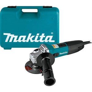 "Makita GA4030K 4"" Angle Grinder, with Tool Case"