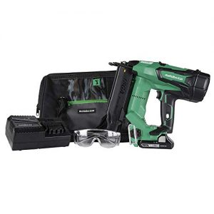 """Metabo HPT Cordless Brad Nailer Kit 