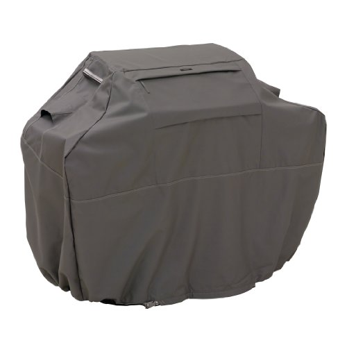 Classic Accessories Ravenna Water-Resistant 72 Inch BBQ Grill Cover