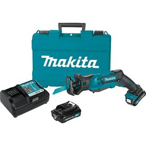 Makita RJ03R1 12V Max CXT Lithium-Ion Cordless Recipro Saw Kit