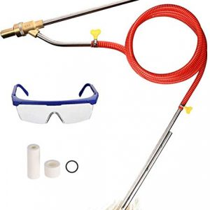 Sandblasting Kit for Pressure Washer - Sand Blaster Gun Attachment 4200 Psi Power Washer