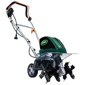 Scotts Outdoor Power Tools TC70135S 13.5-Amp 16-Inch Corded Tiller/Cultivator, Green (Renewed)