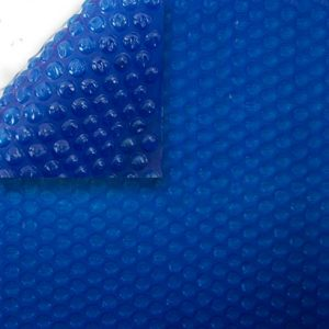 20' x 40' Rectangular Blue Solar Cover for Above Ground or Inground Swimming Pools | 800 Series