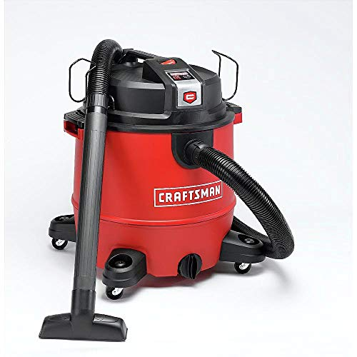 Craftsman 912009 XSP 6.5 HP 20 Gallon Wet/Dry Vacuum Kit
