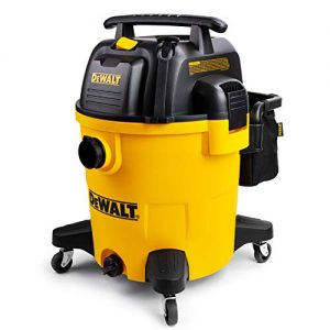 DeWALT 12 gallon Poly Wet/Dry Vac