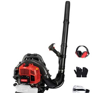 LaGinza 52CC 2-Cycle Gas 530 CFM 248 MPH Backpack Leaf Blower