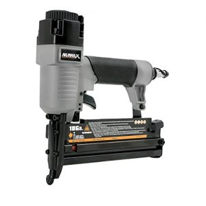 """NuMax SL31 Pneumatic 3-in-1 16-Gauge and 18-Gauge 2"""" Finish Nailer and Stapler Ergonomic and Lightweight Nail Gun with No Mar Tip for Finish Nails, Brad Nails, and Staples"""