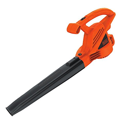 BLACK+DECKER Electric Leaf Blower, 7-Amp