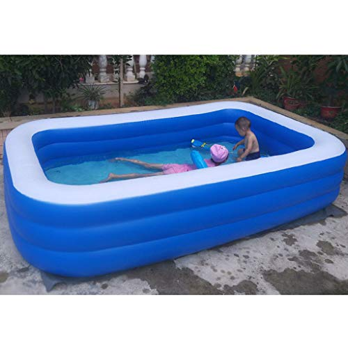 Inflatable Swimming Pools, Blow up Kiddie Pool Family ...