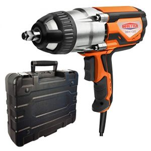 Dobetter Electric Impact Wrench 1/2 Inch Corded Impact Gun with Tool Case 8.5 Amp 480 N.m Max Torque -DBIW1020