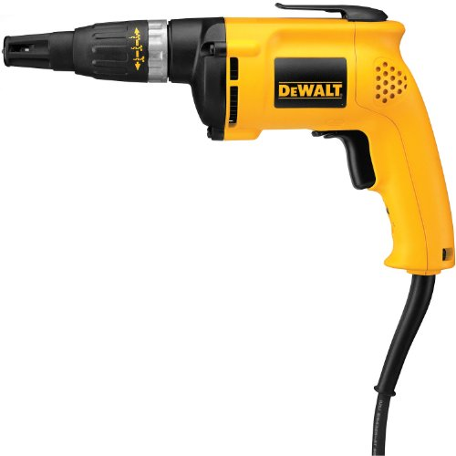 DEWALT Drywall Screw Gun, 6.0-Amp (DW252)