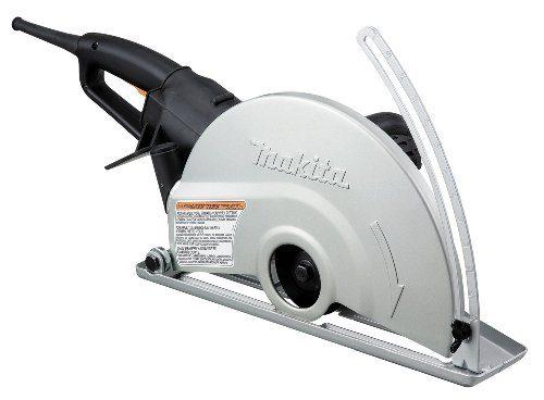 "Makita 4114 14"" SJS Electric Angle Cutter"