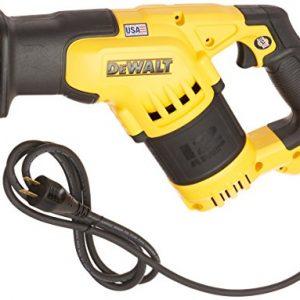 DEWALT Reciprocating Saw, Compact, 12-Amp (DWE357)