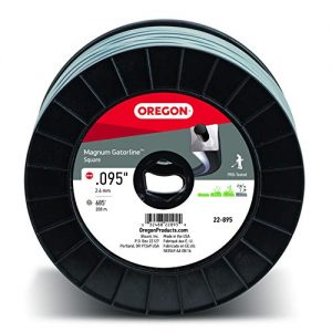 Oregon 22-895 Magnum Gatorline Square Trimmer Line .095-Inch by 685-Foot