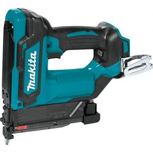 "Makita XTP02Z 18V LXT Lithium-Ion Cordless 1-3/8"" Pin Nailer, 23 Ga, Tool Only"