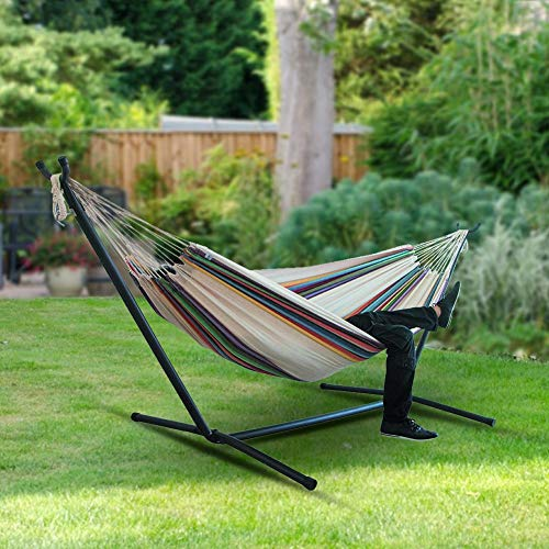 Supicity Large Hammock Hanging Chair for Double People ...