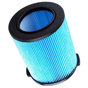 VF5000 Replacement Cartridge Filter Craftsman,Compatible with for Ridgid 6-20 Gallon Wet Dry Vacuums WD1450 WD0970 WD1270 WD09700 WD06700 WD1680 WD1851 RV2400A(1 Pack)