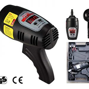 Liftmaster 12V Impact Wrench Digital Display with Torque Configuration