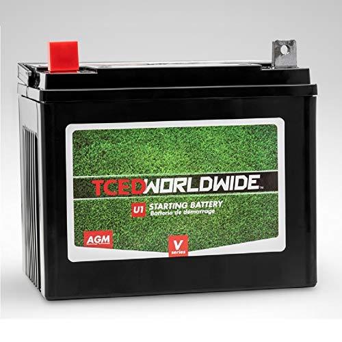 AGM Battery for John Deere L130 Riding Lawn Mower Garden Tractor