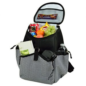 Picnic at Ascot Original Insulated Backpack Cooler- Designed & Quality Approved in the USA