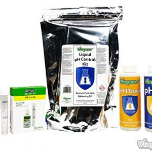 Viagrow VLPTK4 Test Liquid Nutrient Adjusting Solution pH Control Kit