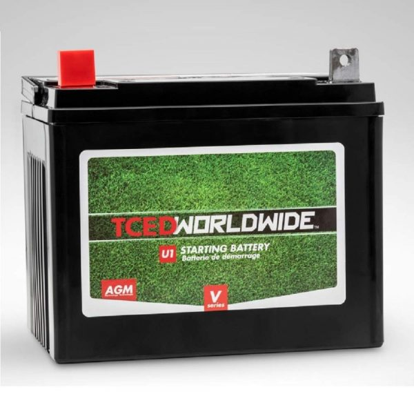 Sealed AGM Battery for Sears Riding Lawn Mower Garden Tractor 2yr Warranty