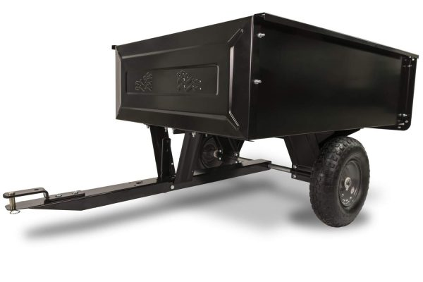 Agri-Fab Inc Agri-Fab 350 lb. Steel Dump Cart, Black