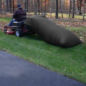 MAYTHON Lawn Tractor Grass Catcher Bag Leaf Bag Capacity 54 Cubic
