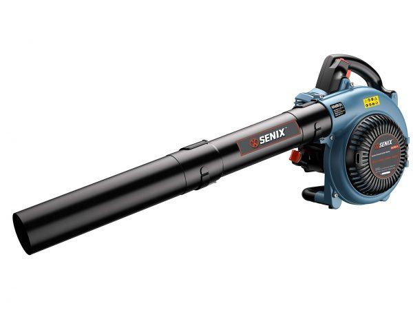 SENIX BL4QL-L 26.5cc 4 Stroke Gas Powered Leaf Blower with Auto-Choke Release