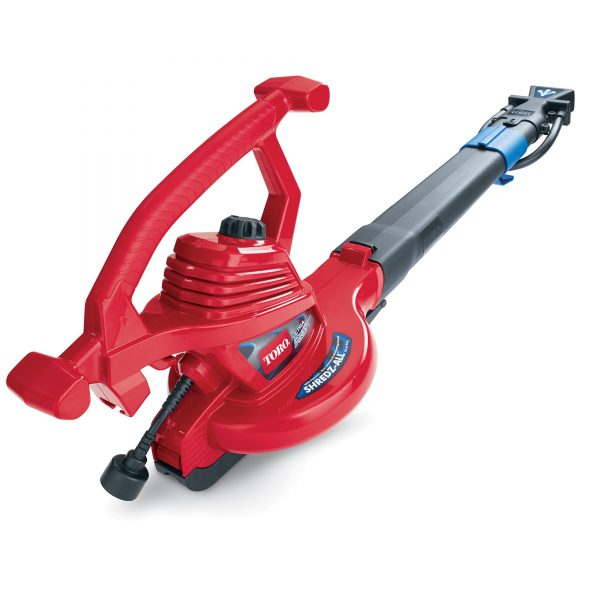 Toro UltraPlus Leaf Blower Vacuum, Variable-Speed (up to 250 mph)