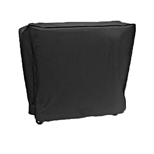 """Comily Plus+ Universal 600D Oxford Heavy Duty Waterproof Cooler Covers Fits 80 QT Rolling Cooling Bins-36""""x20""""x35"""""""