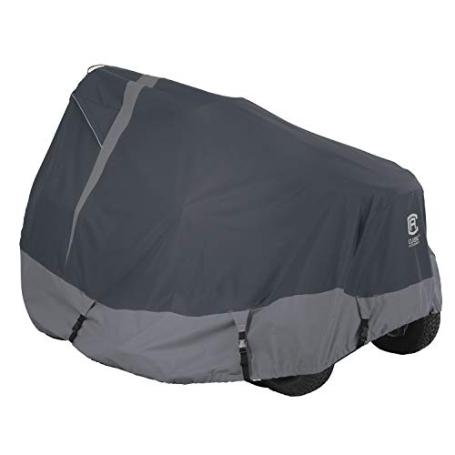 Classic Accessories StormPro Waterproof Heavy-Duty Tractor Cover, Fits tractors with decks up to 62 in