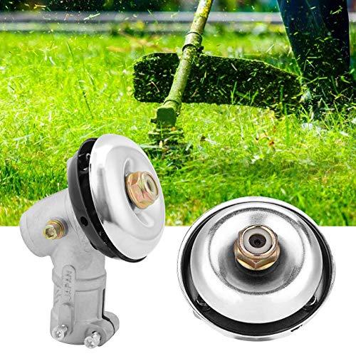 WICHEMI Lawn Mower Gear Head Universal Brush Head Cutter Strimmer Grass Trimmer Gearhead Gearbox Lawnmower Brushcutter Accessories 26mm Diameter
