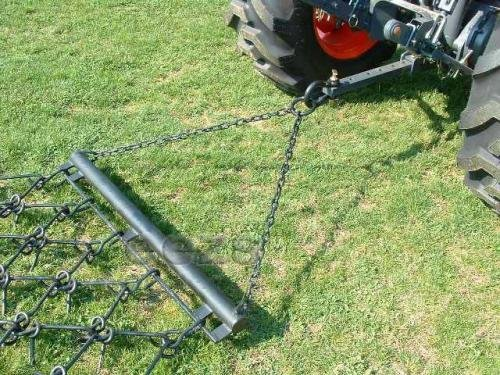 Chain Harrow 4' x 4' Variable Action Drag - Overall Length 90""