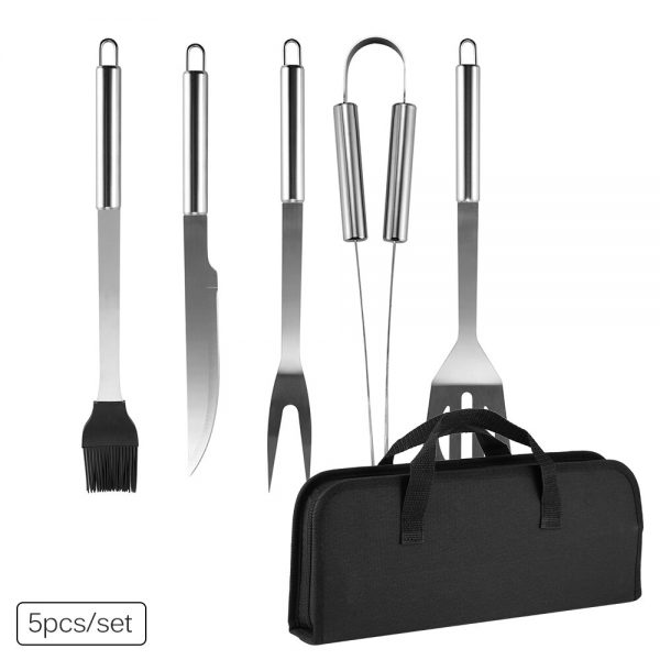 Home BBQ Grill Tool Set Stainless Steel Barbecue Gril