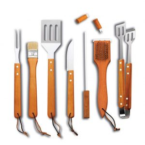 18pcs/Set Barbecue Tools Stainless Steel Barbecue Tools