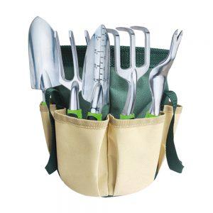 Set Garden Tool Hand Trowel Bonsai Shovel Rake